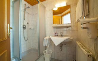 Astlehen Badezimmer mit Dusche