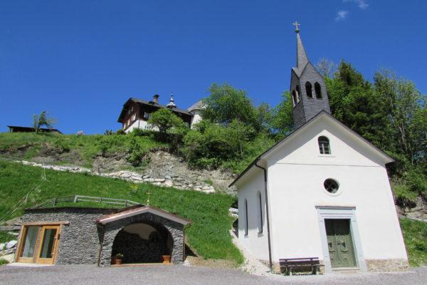 Lourdeskapelle Forstau