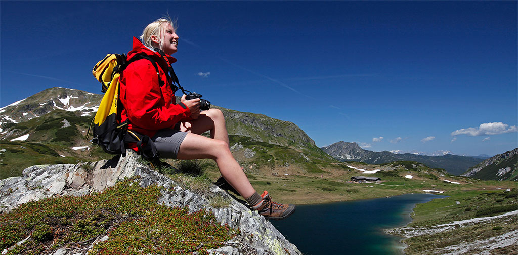 Forstau Oberhütte Wandern