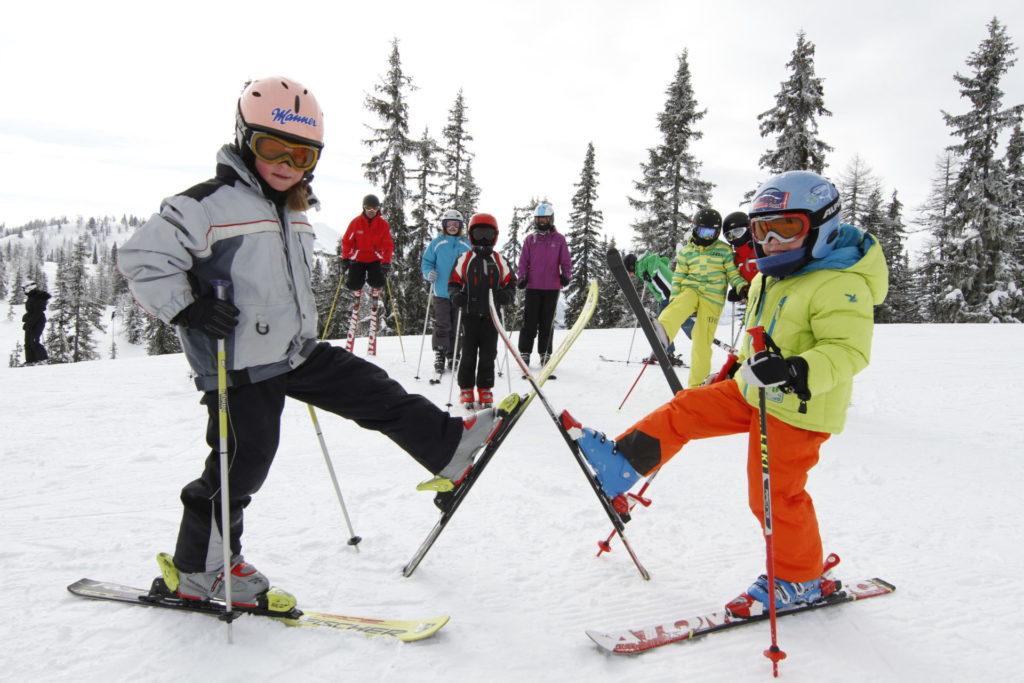 Kinder-Skikurs Skischule Resch
