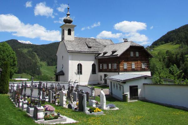 Pfarrkirche Forstau